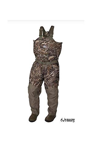 Banded RedZone Breathable Uninsulated Wader, Color: MAX5, Size: Size 11 - Stout (4355)
