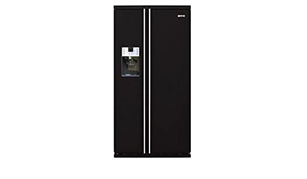 iomabe ORG S2 DFF 6B Integrado/Independiente 549L A+ Negro, Acero inoxidable nevera puerta lado a lado - Frigorífico side-by-side (Integrado/Independiente, ...