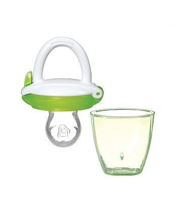 Munchkin Silicone Baby Feeder Color