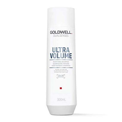 Goldwell Dualsenses Ultra Volume Bodifying Shampoo Root Boost Fullness Body, Color Protect - 10.1oz