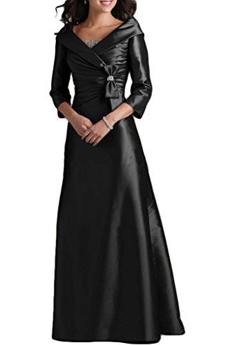 Ivydressing -  Vestito  - linea ad a - Donna nero 40