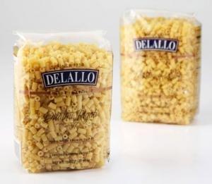 UPC 072368510170, Delallo, Pasta Bag Ditalini Rigati, 16 OZ (Pack of 16)