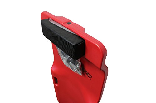 Sherman Lisle 92102 Red Plastic Creeper