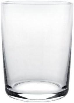 Dimensiones : 16.2cm x 5.2cm x 4.2cm,Diseñado por Jasper Morrison,En el vidrio cristalino,Familia de