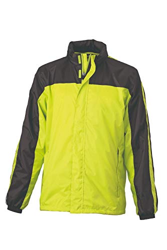 Giacca Impermeabile yellow Weather Funzionale Squadra acid Carbon Jacket E Team rrAqOx5z