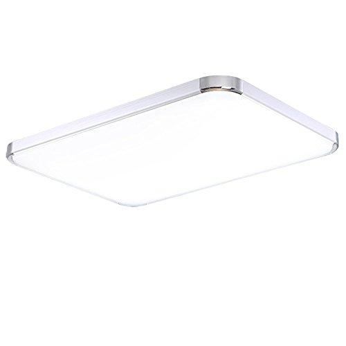 SAILUN 48W Kaltweiss LED Modern Deckenleuchte Deckenlampe Flur Wohnzimmer Lampe Schlafzimmer From