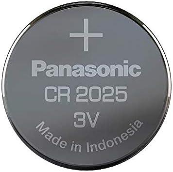 10 x Knopfzellen Batterien CR2025 Arcas 3 Volt Herstellung 2020 extrem haltbar