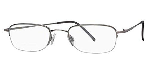 Flexon Flexon 607 Eyeglasses 033 Light Gunmetal Demo 49 20 140