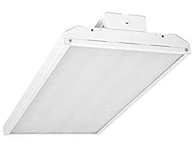Diva Light LED Linear High Bay Shop Light Fixture Commercial Grade Warehouse Area Indoor Industrial Lights DLC Premium 4.2 5000K …