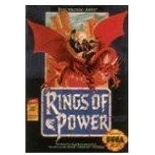 Rings of Power - Sega Genesis