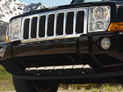 Jeep Commander Chrome Grille 2006-2009