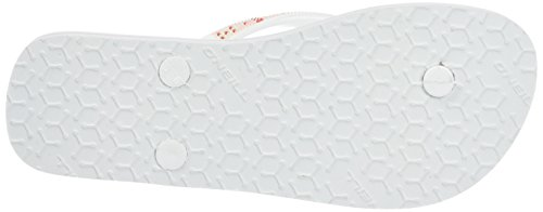O'Neill Fg Moya Strap Flip Flops - Chanclas Niñas Blanc (Sea Pink)