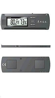 F.e.s.s. Fess Precision Digital Hygrometer