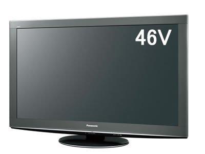 パナソニック 46V型 液晶テレビ ビエラ TH-P46V2 フルハイビジョン   2010年モデル B00383UW90