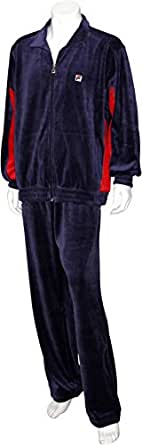 Fila Velour Men's Tracksuit