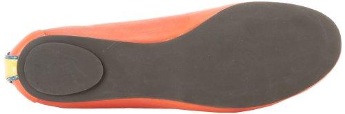 Cinturino Alla Caviglia Baxter Lusso Color Rosso Sangue