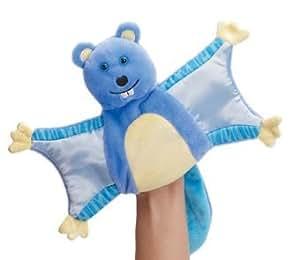 Manhattan Toy Duskaroos - Marioneta de mano de ardilla