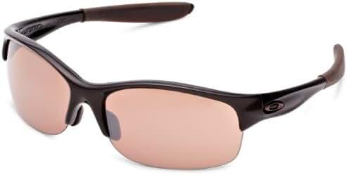 Oakley Commit Iridium Rimless Sunglasses