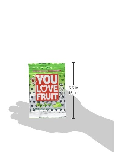You Love Fruit Premium Organic Fruit Snacks Variety Pack of 12 by You Love Fruit (Image #5)