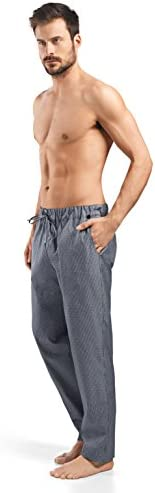 HANRO Mens Night and Day Woven Lounge Pant 75994