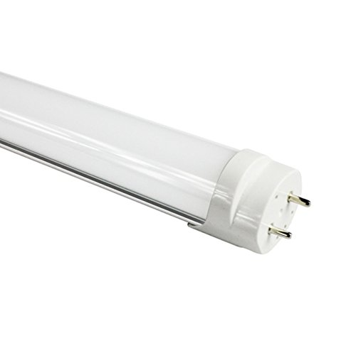 Fulight-True-Color--LED-Tube-Light-Dimmable-T8-4FT-48-18W-32W-EquivalentWarm-3000KCool-4500K-F32T8-F34T12WW-Double-End-Powered-Frosted-Cover-Full-Spectrum-Fluorescent-Replacement-Bulbs-for-Eye-Care-Ki