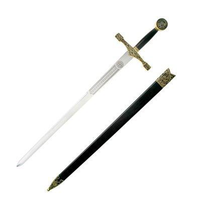 BladesUSA Ks-6152 Medieval Sword 48-Inch Overall