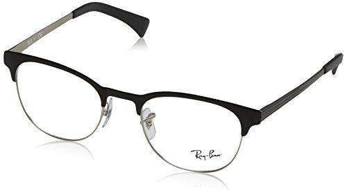 Ray Ban 6317 - Ray-Ban RX6317 Round Metal Eyeglass Frames,