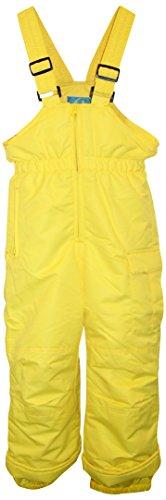 Pulse Little Girls Ski Bibs Snow Pants Insulated (Small 4...
