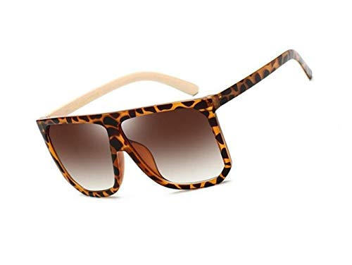 conducción sol Marco de Moda Gafas Huyizhi libre viajar aire claro Guay UV400 Lente Mujeres Brown leopardo Gafas Protección para marrón al de de Hombres Light xqXpTwI7