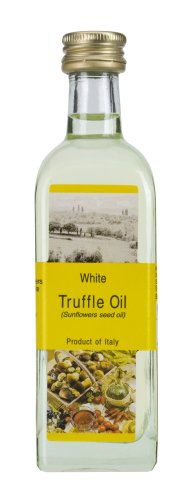 D Dalla Terra White Truffle Sunflower Seed Oil - 2.1-Ounce Units (Pack of 2)