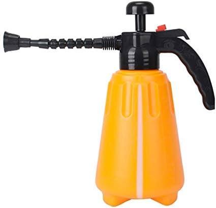 Pulverizador de mano para jardín Bomba de agua Pulverizadores de presión Pulverizador de presión para césped y jardín - Botella de spray portátil para jardín Hervidor de agua Planta Flores Regadera: Amazon.es:
