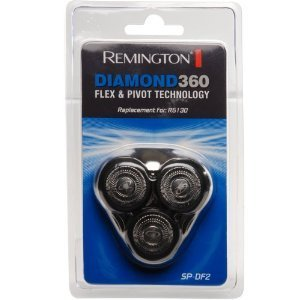 Remington SP-DF2 Rotary 360 Cutting Heads Fits Models R6130/R7130 by HealthCentre