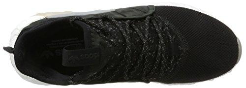 Adidas Originaler Mænds Rørformet Stigning Bicolor Stof Og Læder Sneaker 9,5 (dk) -10 (os) Sort