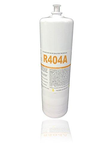 R404A Refrigerant 27.8 oz Disposable One