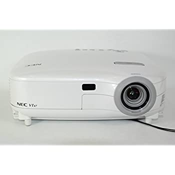 Amazon Com Nec Vt47 Digital Video Projector Electronics