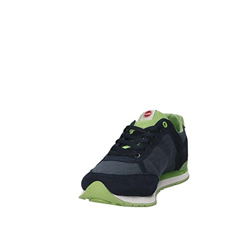 Sneakers Scarpa Colmar Original Travis Colors 012 blu e verde
