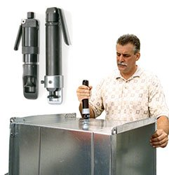 PROFAB Pittsburgh Lock Air Hammer - ''Anvil'' Model 1800 HVAC Ductwork/Sheet Metal Tool