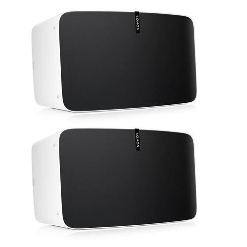 Populære Amazon.com: Sonos Play:5 Multi-Room Digital Music System Bundle (2 NQ-41