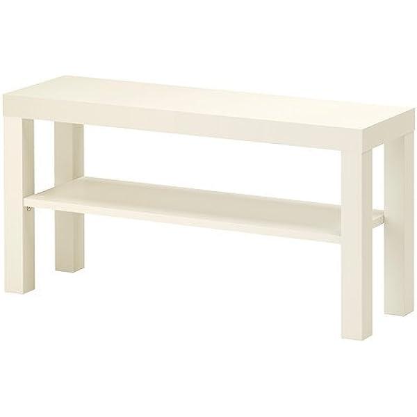 Ikea 502.432.99 Lack - Soporte para TV, Color Blanco: Amazon ...
