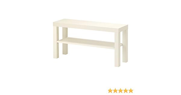 Ikea 502.432.99 Lack - Soporte para TV, Color Blanco