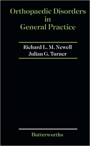 orthopaedic disorders in general practice newell richard l m turner julian g