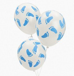 baby shower boy balloons - 4