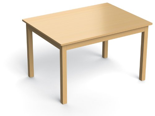 Tot Tutors Mix n Match Table Natural