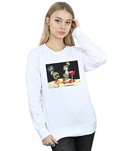 Blanco Camisa Bunny Absolute Tunes De Spaced Bugs Cult Looney Mujer Entrenamiento FqZ0wUqv