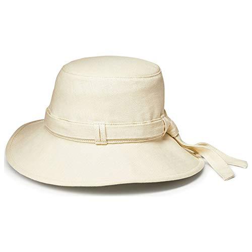 Tilley Endurables TH9 Women'S Hemp Hat,Natural,M (7 1/8-7 1/4) (Hat Hemp Womens)