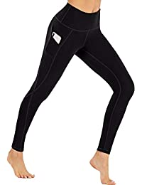 Leggings with Pockets for Women High Waisted Yoga Pants with Pockets Workout Leggings for Women Butt Lift Pants
