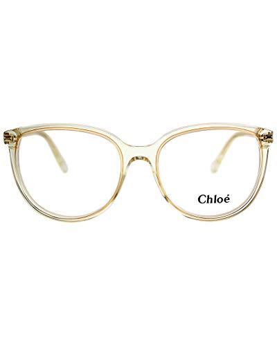 yellow Chloe 799 Ce2719 Donna Montature Giallo 54 nwBZSqw4P