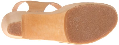 T Nature Sky Swedish Brown Hasbeens High Women's Strap Clogs qBEaR