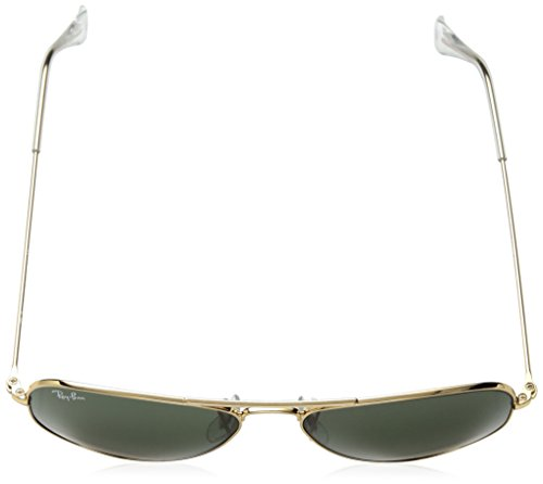 3044 SMALL METAL Ray Ban Sonnenbrille RB Arista AVIATOR 7wF86Yq