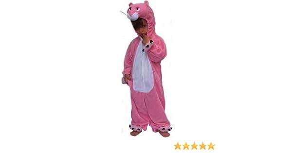 Disfraz de la pantera rosa de 116 Gr.: Amazon.es: Juguetes y juegos